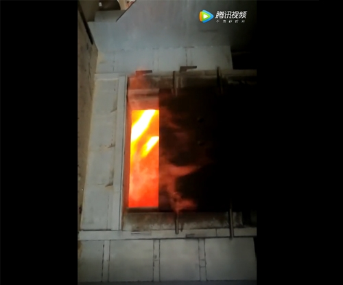 庭裕生物质燃烧机
