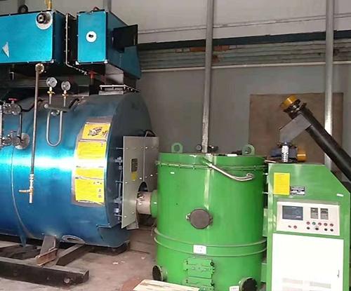 天津市食品厂蒸汽锅炉使用案例
