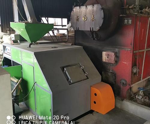 大庆苯板厂蒸汽锅炉使用案例