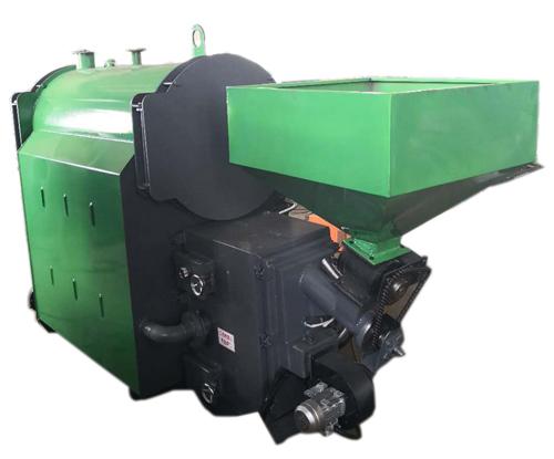 新型秸秆气化锅炉