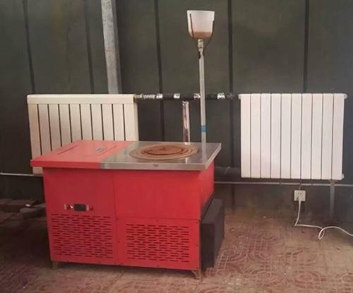 鹤岗生物质燃烧机