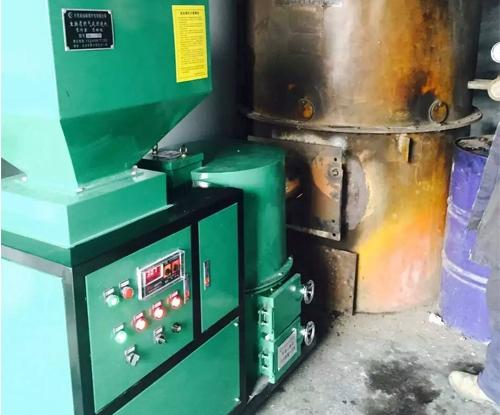 七台河生物质燃烧机