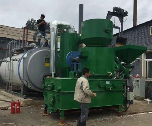 生物质燃气制造机